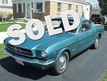 1965 Ford Mustang for sale 100805936