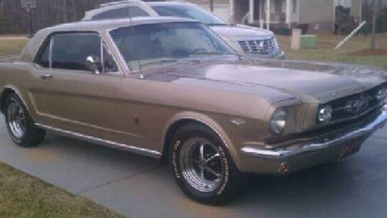 1965 Ford Mustang for sale 100818052