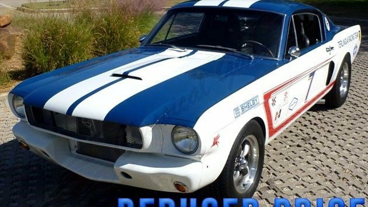 1965 Ford Mustang for sale near Arlington, Texas 76001 - Classics on ...