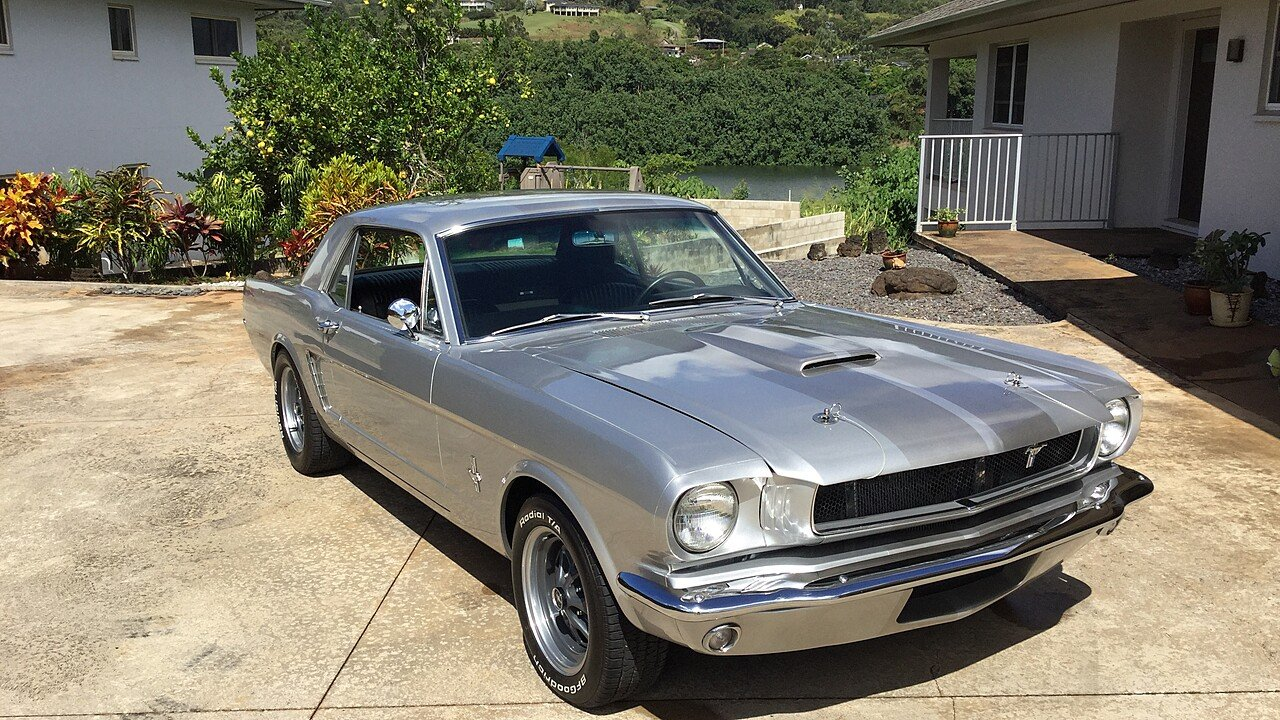 1965 Ford Mustang for sale 100855274