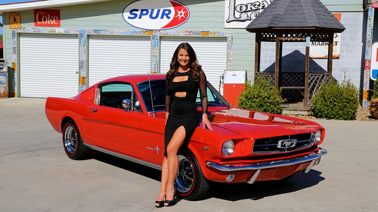 1965 Ford Mustang for sale 100857063