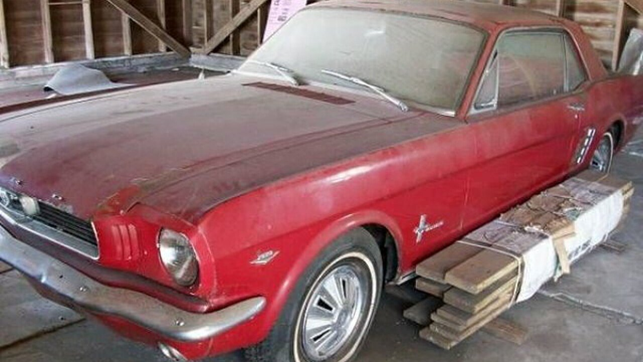 1965 Ford Mustang for sale 100872539