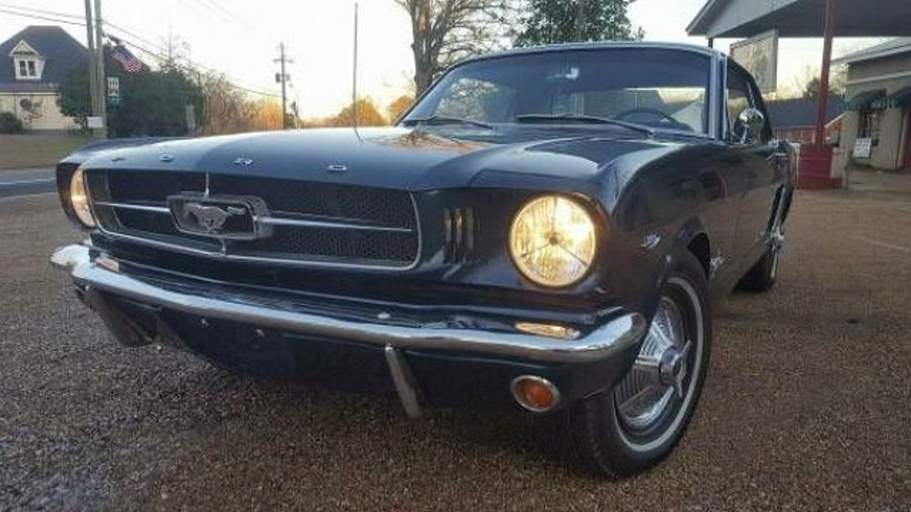 1965 Ford Mustang for sale 100888863