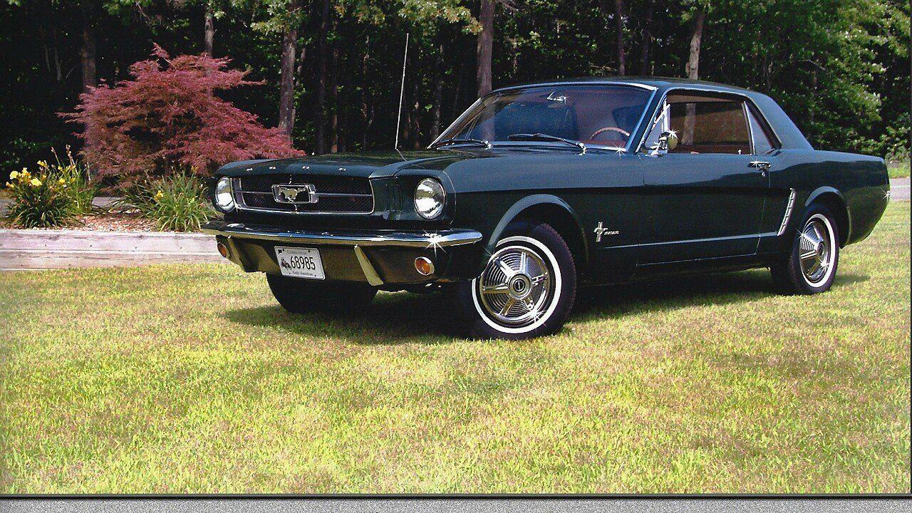 1965 Ford Mustang for sale 100889717