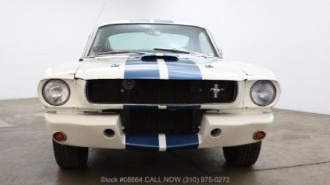 1965 Ford Mustang Fastback for sale near Los Angeles, California ...
