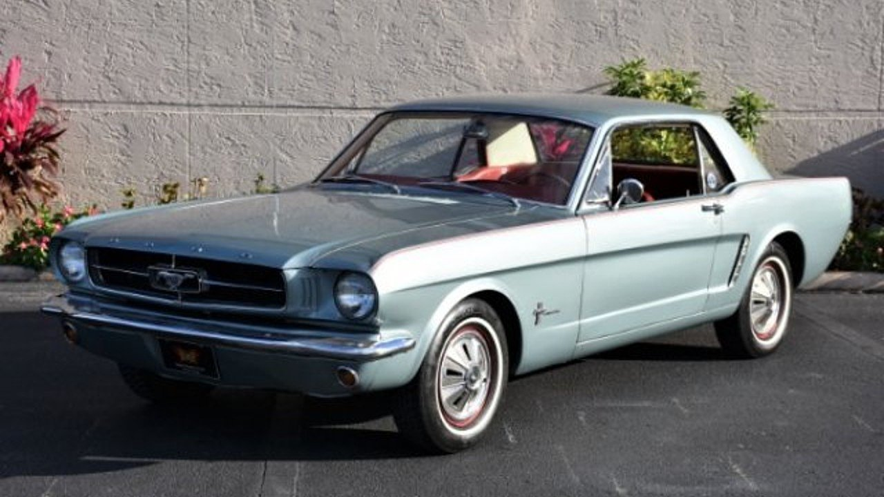 1965 Ford Mustang for sale 100915612