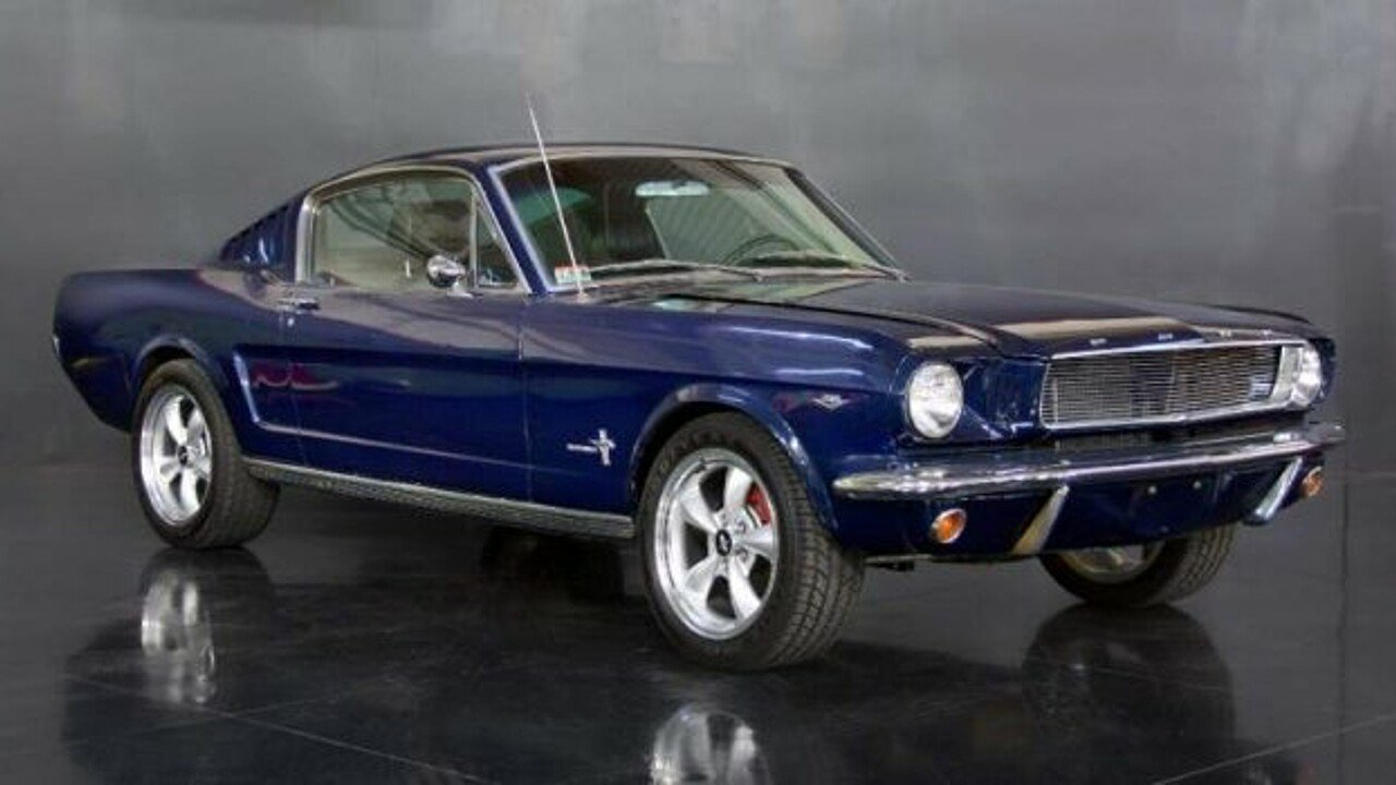 1965 Ford Mustang Fastback for sale 100924391