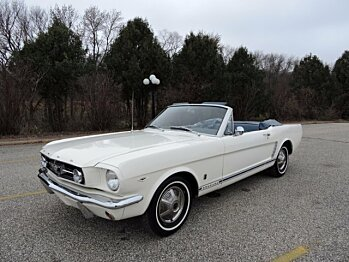 1965 Ford Mustang Convertible for sale 100924542