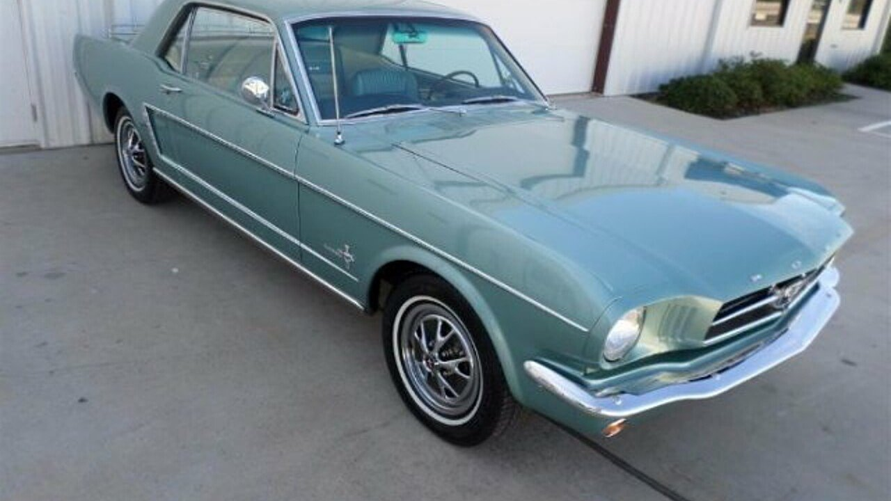 1965 Ford Mustang for sale 100931858