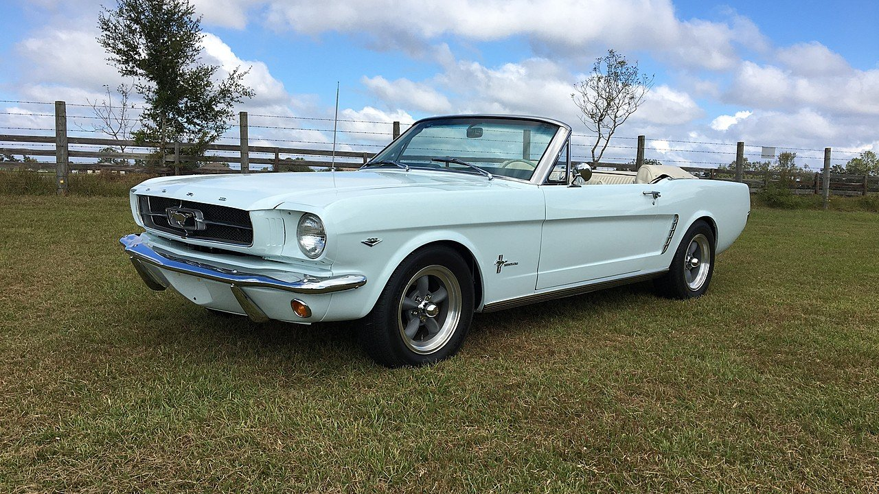 Ford Mustang Classics for Sale near Orlando, Florida - Classics on ...