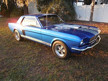 1965 Ford Mustang GT for sale 100953882