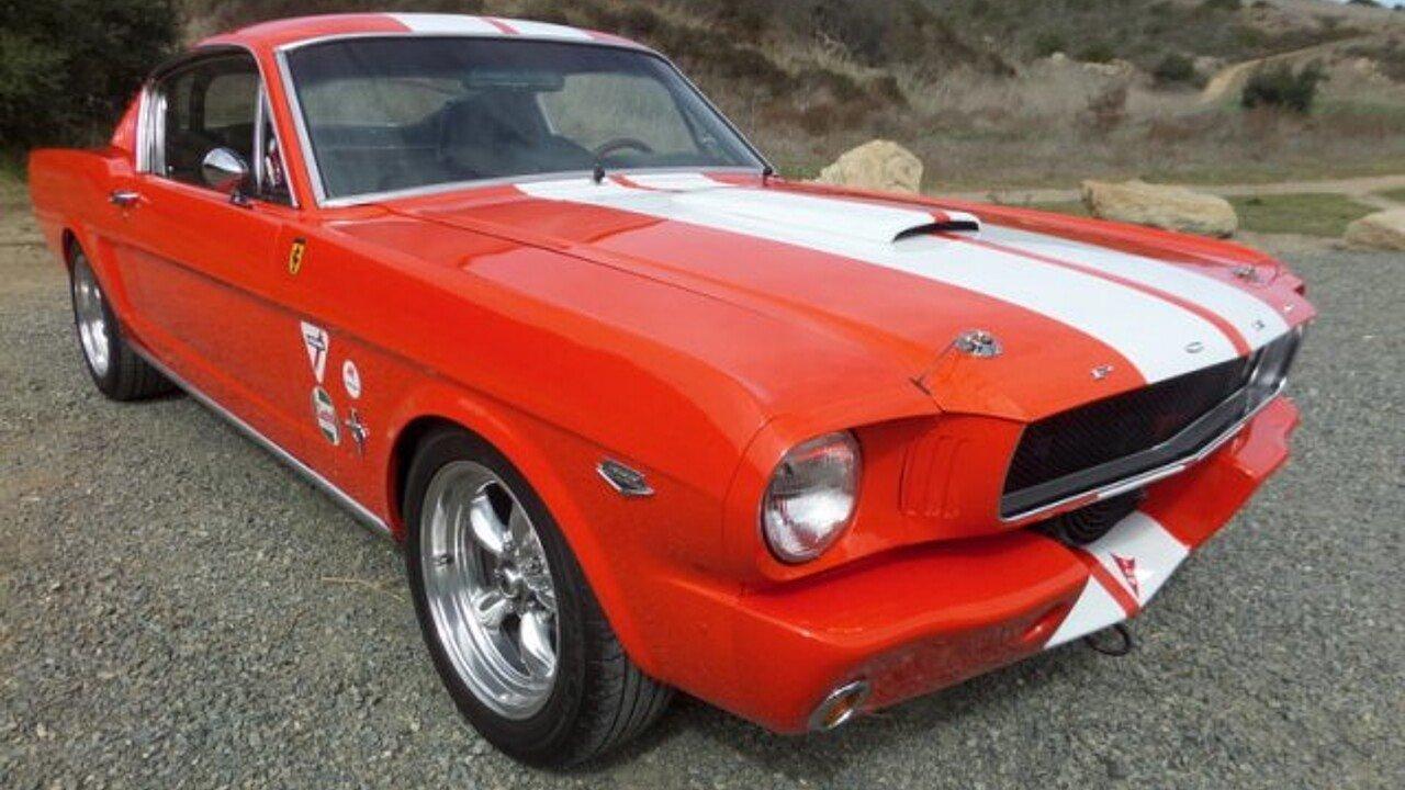 1965 Ford Mustang for sale near Laguna Beach, California 92651 ...