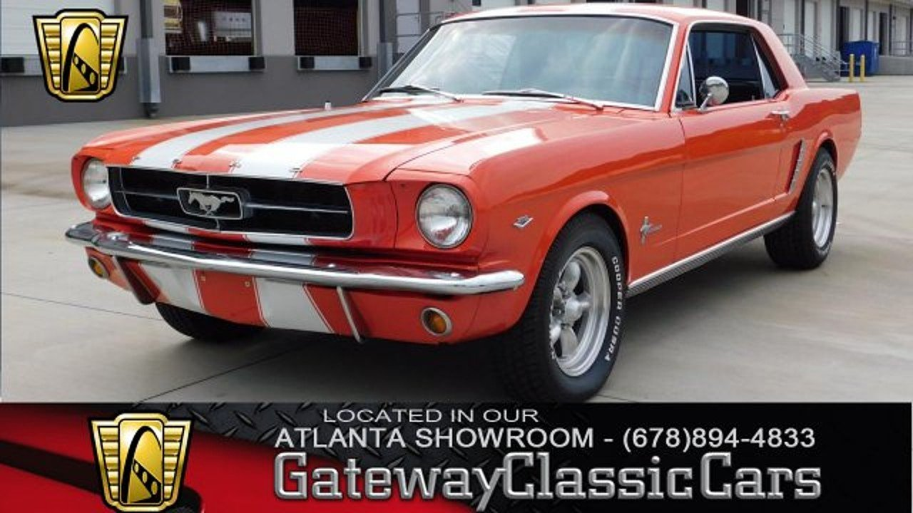 1965 Ford Mustang for sale 100963751