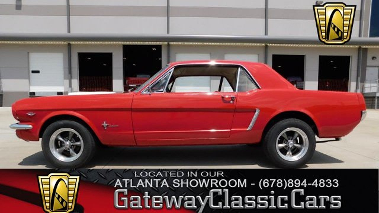 1965 Ford Mustang for sale 100963758
