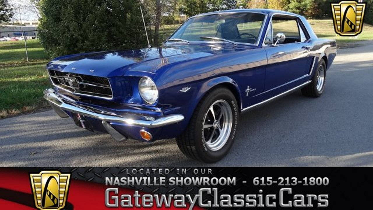 1965 Ford Mustang for sale 100964349