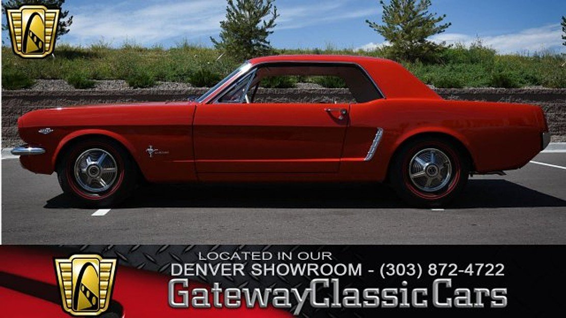 1965 Ford Mustang for sale 100965501