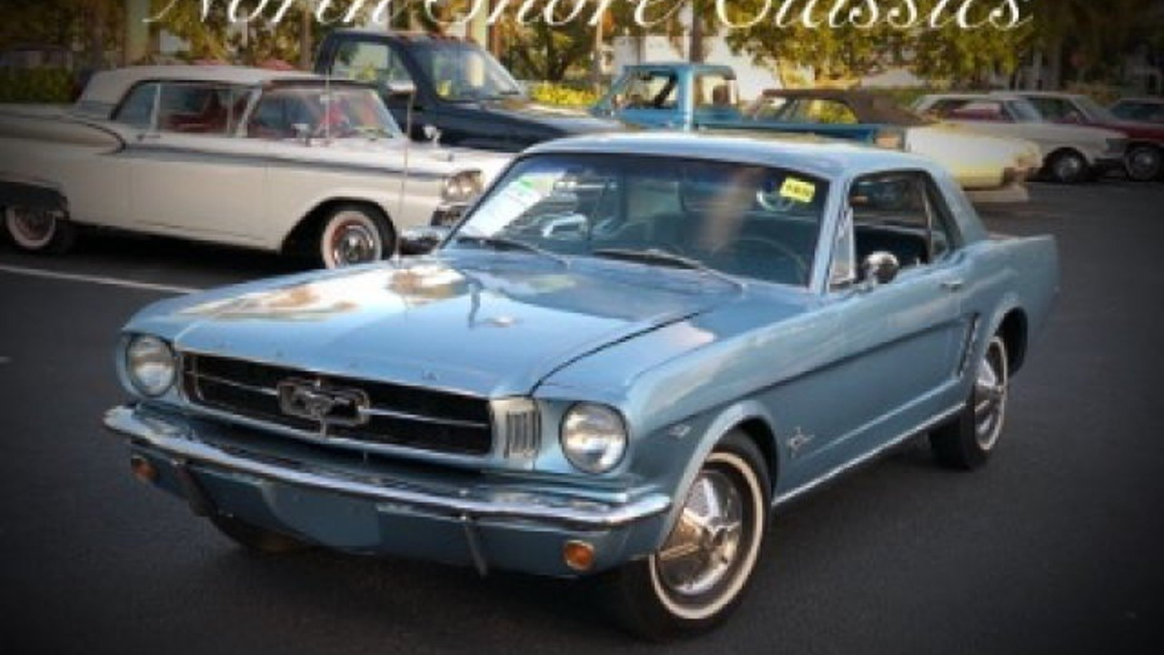 1965 Ford Mustang for sale 100965761