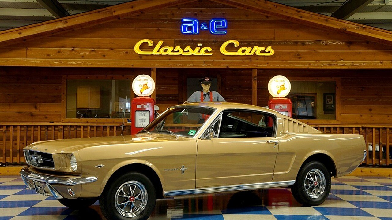 1965 Ford Mustang for sale near New Braunfels, Texas 78132 ...
