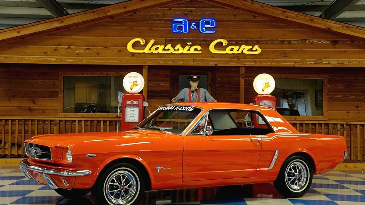 1965 Ford Mustang for sale 100992853