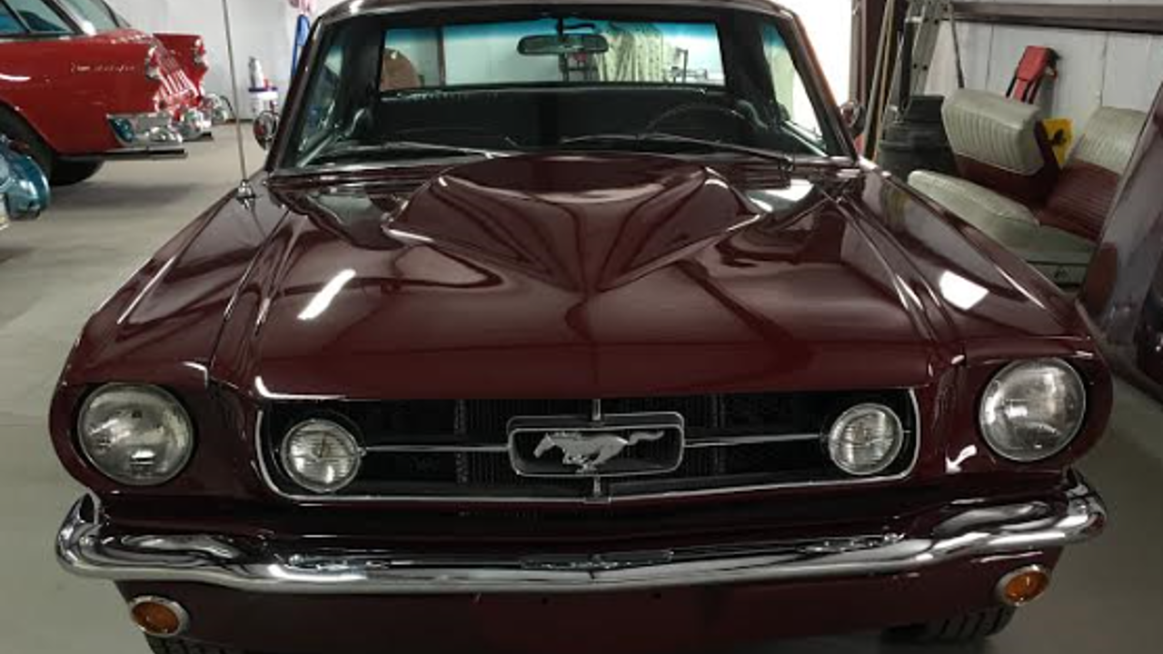 1965 Ford Mustang GT Coupe for sale 101009001