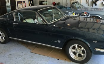1965 Ford Mustang Fastback for sale 100977562
