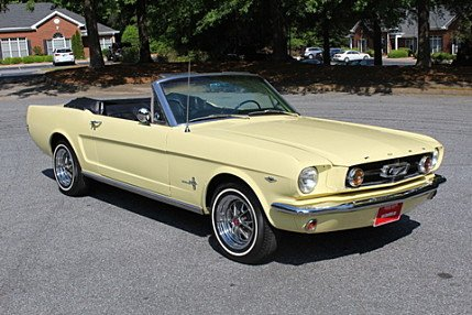 1965 Ford Mustang for sale 100985726