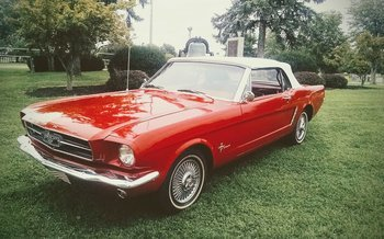 1965 Ford Mustang Convertible for sale 100986920