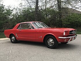 1965 Ford Mustang Coupe for sale 100987523