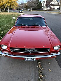 1965 Ford Mustang Coupe for sale 100992763
