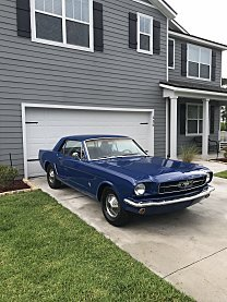 1965 Ford Mustang Coupe for sale 101002270