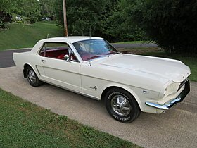 1965 Ford Mustang Coupe for sale 101005413