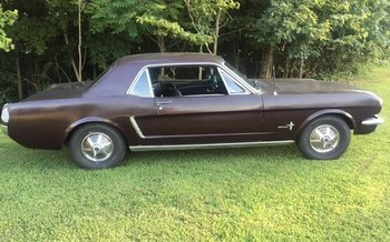 1965 Ford Mustang Coupe for sale 101012164