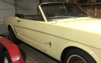 1965 Ford Mustang Convertible for sale 101025291