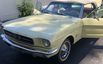 1965 Ford Mustang Convertible for sale 101027847