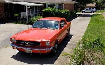 1965 Ford Mustang Coupe for sale 101028201