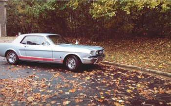 1965 Ford Mustang GT for sale 101030955