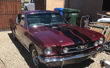 1965 Ford Mustang Fastback for sale 101031760