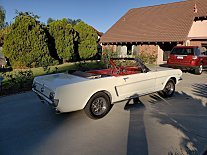 1965 Ford Mustang Convertible for sale 101055777