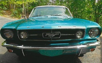 1965 Ford Mustang Coupe for sale 101060108
