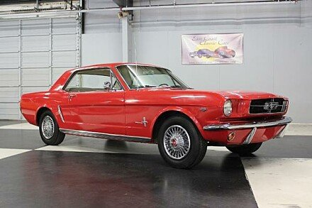 1965 Ford Mustang for sale 100736137