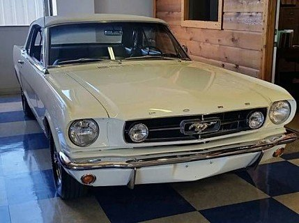 1965 Ford Mustang GT Convertible for sale 100827890