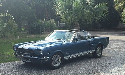 1965 Ford Mustang Convertible for sale 100833223