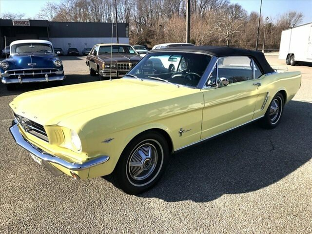 65 Ford Mustang >> 1965 Ford Mustang Classics For Sale Classics On Autotrader