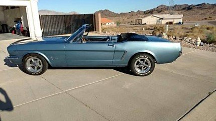 1965 Ford Mustang Convertible for sale 100871602