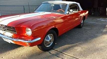 1965 Ford Mustang Convertible for sale 100885292