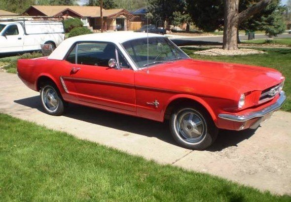 1965 Ford Mustang for sale 100888597