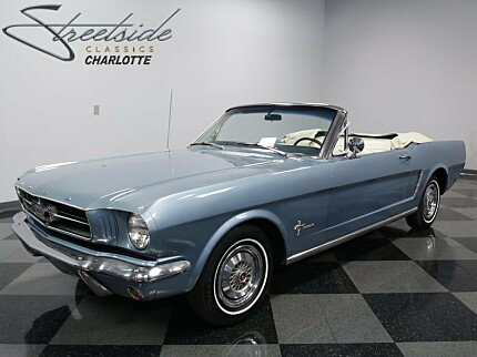 1965 Ford Mustang Convertible for sale 100893368