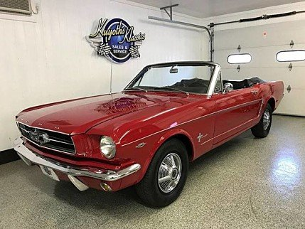 1965 Ford Mustang for sale 100906630