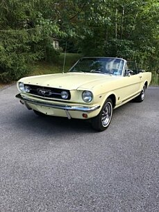 1965 Ford Mustang GT for sale 100906886