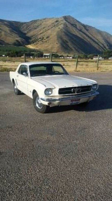 1965 Ford Mustang for sale 100907419
